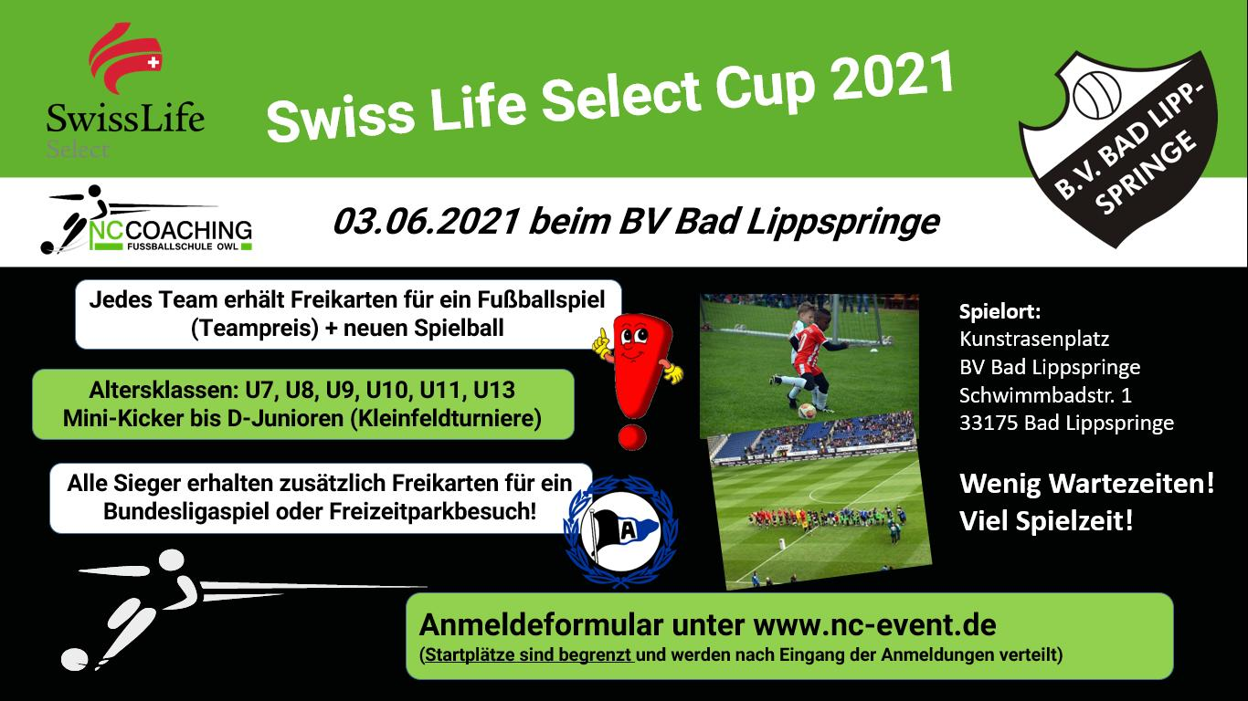 Swiss Life Select Cup 2021